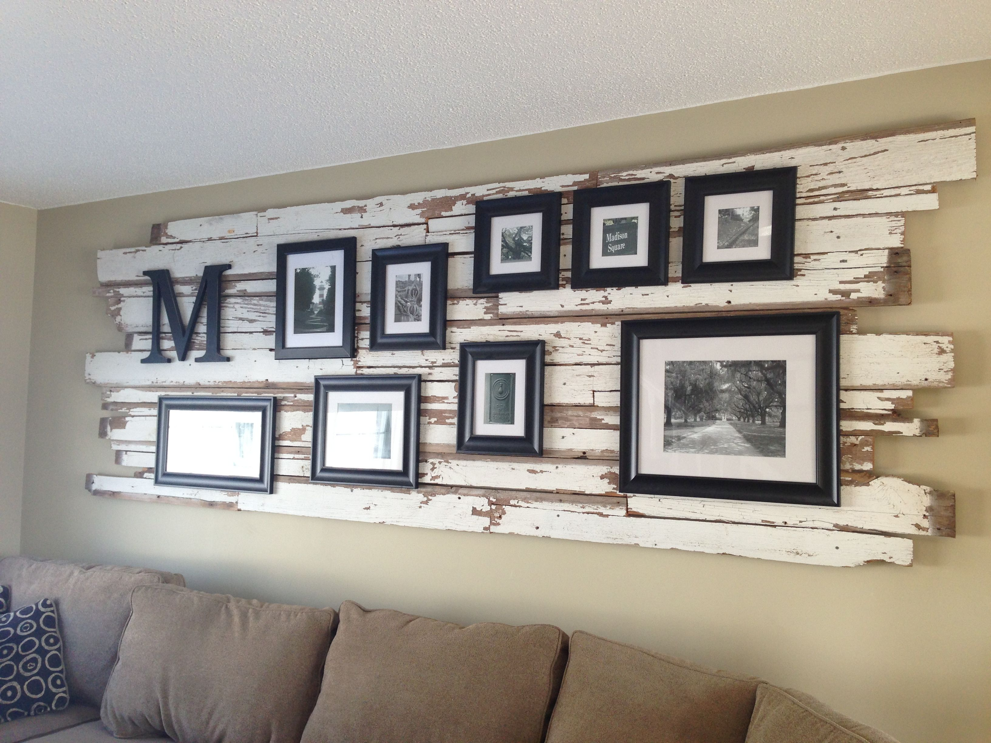 25 Best Ideas About Pallet Wall Decor On Pinterest Rustic Wall