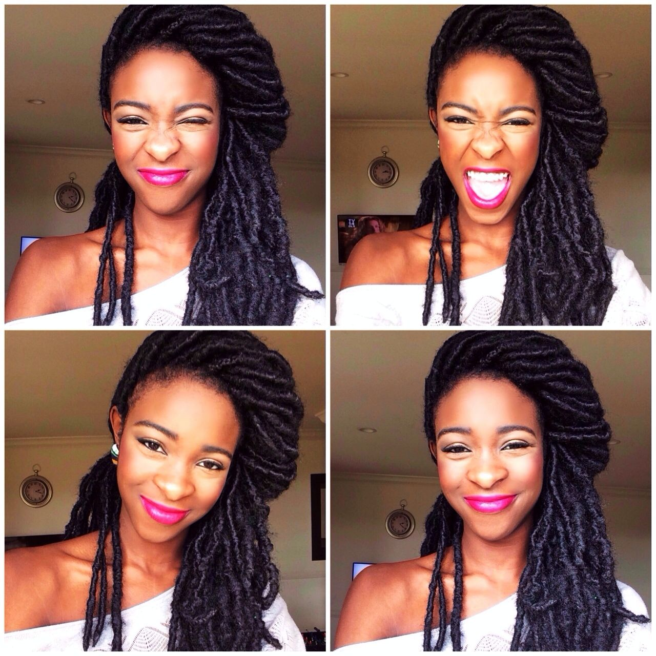 Marley Twists Hairstyles Pinterest Google Search Hairdo Styles