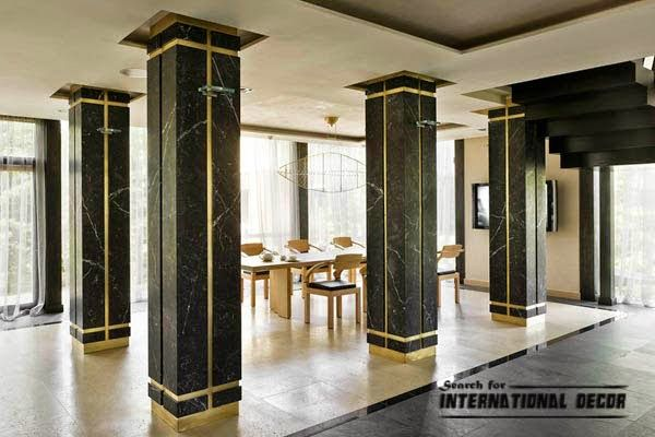 Indoor Decorative Columns
