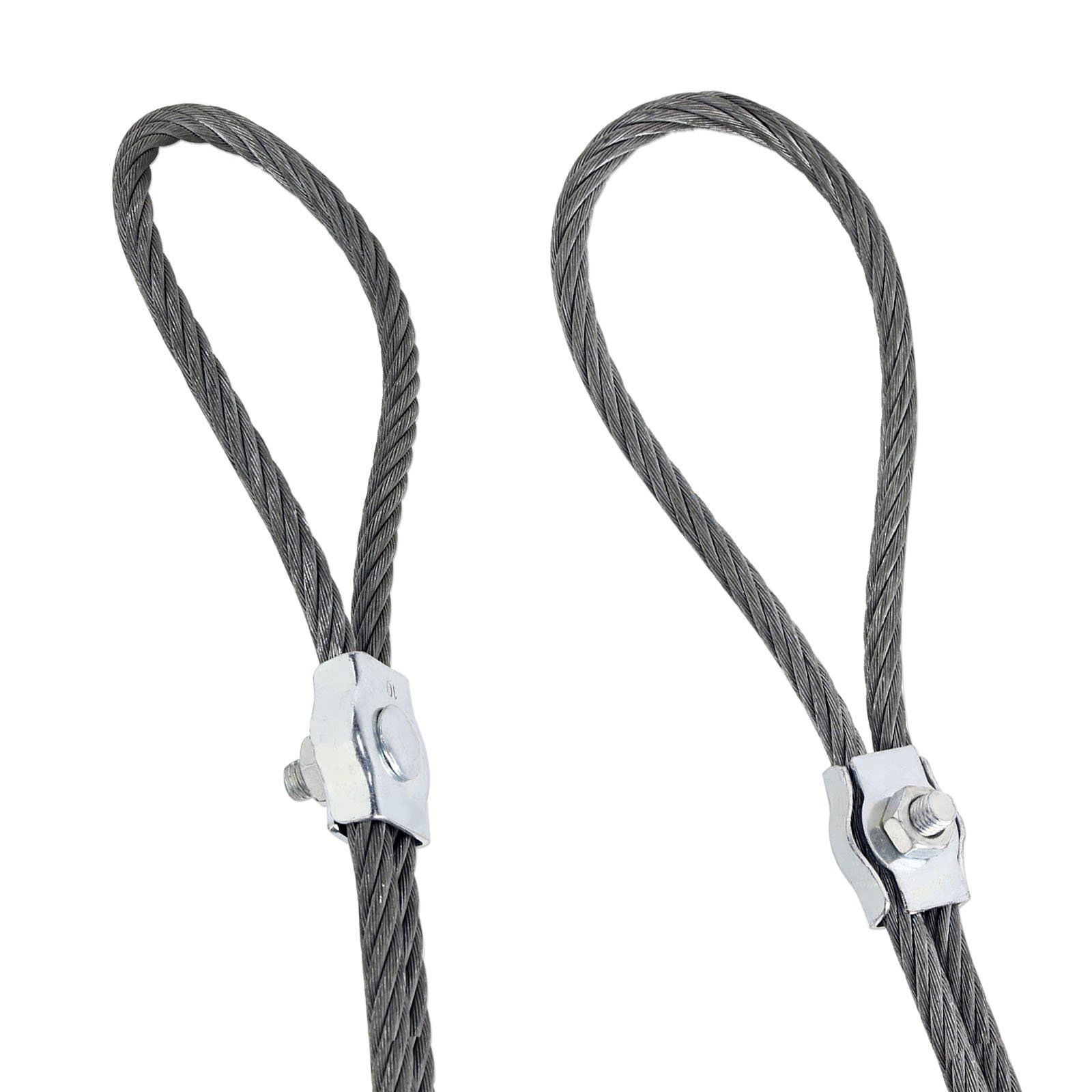 Amazon Stainless Steel Simplex 1 Post Wire Rope Clip
