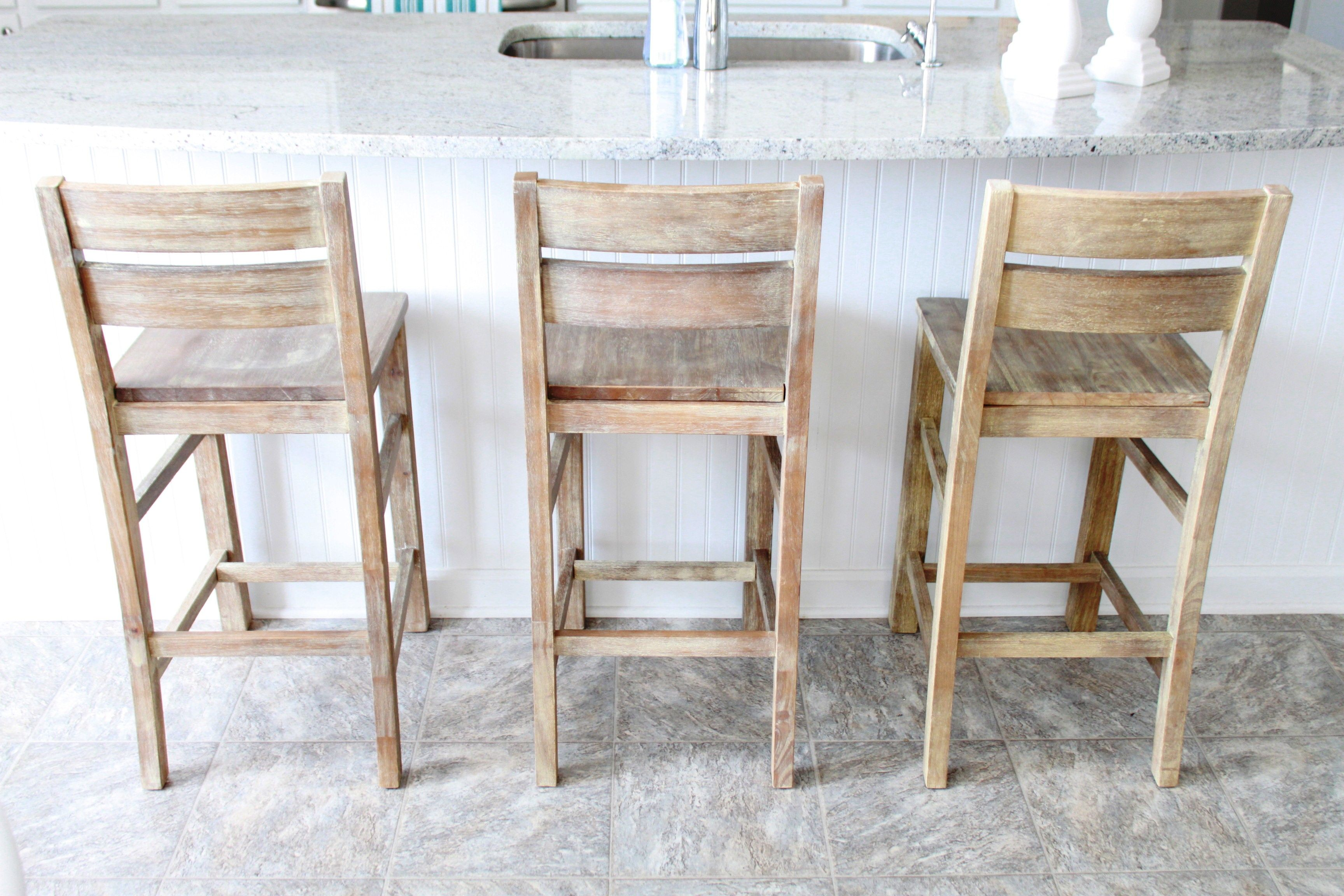 Island Chair Kitchen Island Chairs With Backs We Settled On These