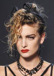 madonna 1980 inspired makeup