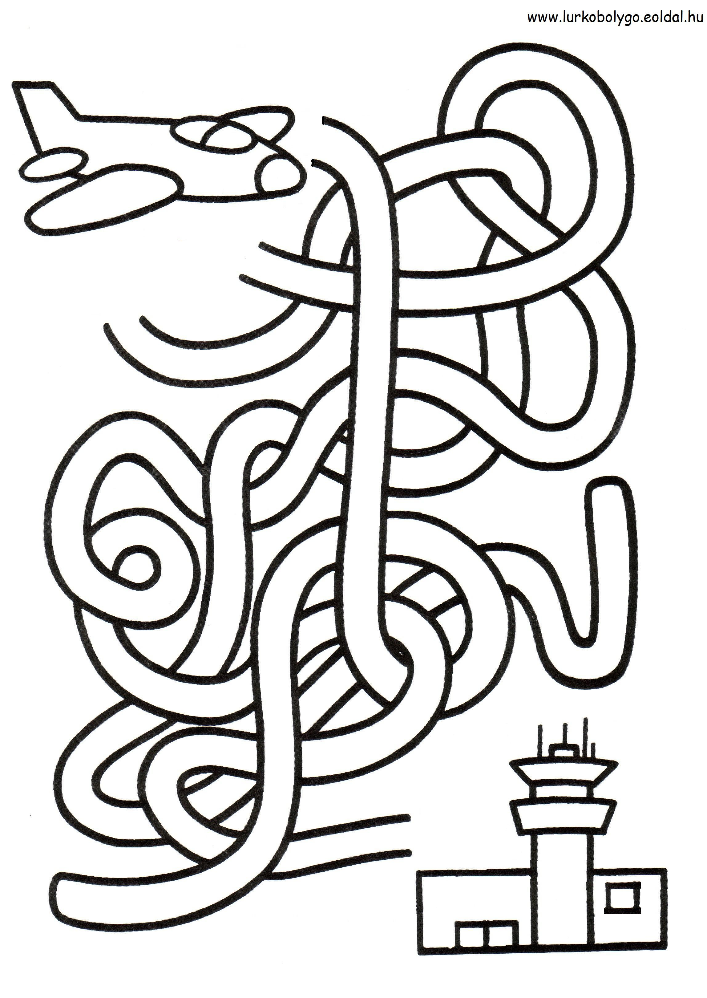 Repul S Labirintus
