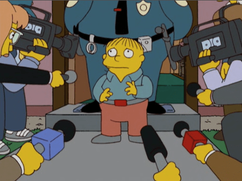 Kent brockman ralph wiggum the simpsons also pin by gretchen wells on pinterest televisions rh