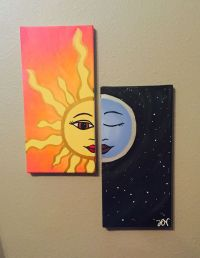 We live by the sun, we feel by the moon. | Art | Pinterest ...