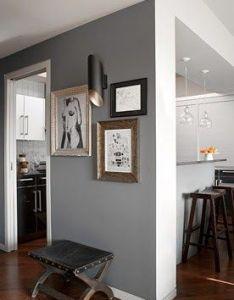Interiors designed by michael del piero  perfect gray from also rh pinterest
