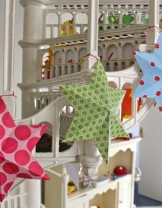 Delightful paper stars tutorial beautiful way to decorate the house for eid also rh pinterest