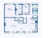 Foundation Plans For Houses Blueprint House Free In 12 Top ...