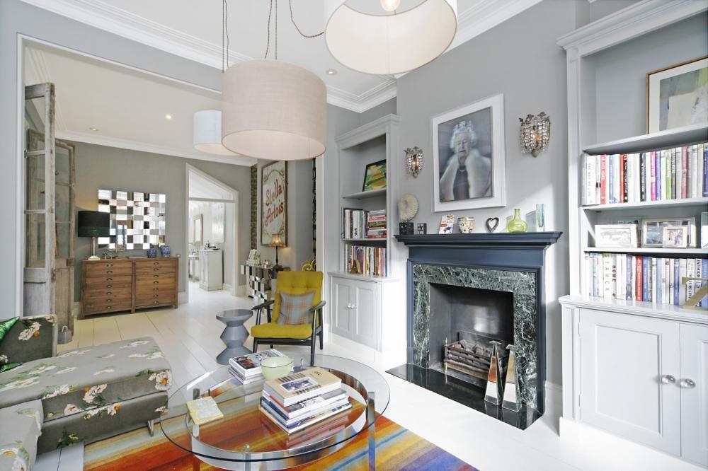 Terraced House Long Living Room Remodel Pinterest Living