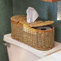 Unique Peterboro Baskets For Toilet Paper & Kleenex Tissue ...