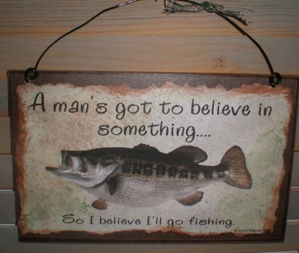 Fishing Quotes . Sayings Man