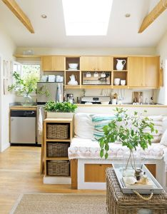 Coastal also this tiny square foot beach cottage is big on style refinery rh pinterest