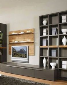 Amazing tv wall units ideas will make your room awesome home interior designs also rh pinterest