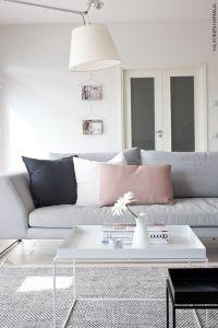 black white blush grey home | My new life | Pinterest ...