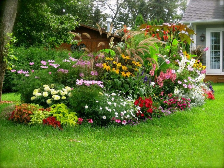 Garden Border Design Ideas Garden Barninc Yard And Garden