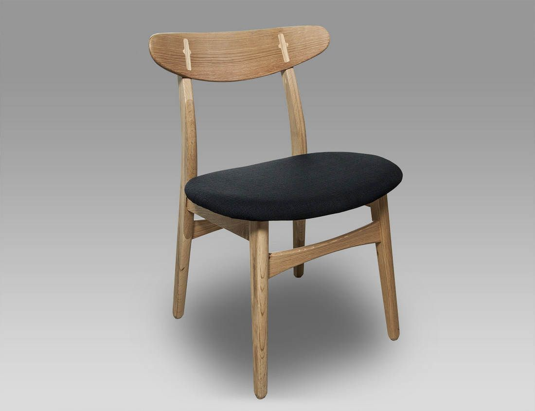 Retro Dining Chair Black Modern Danish Dining Chair Retro Scandinavian