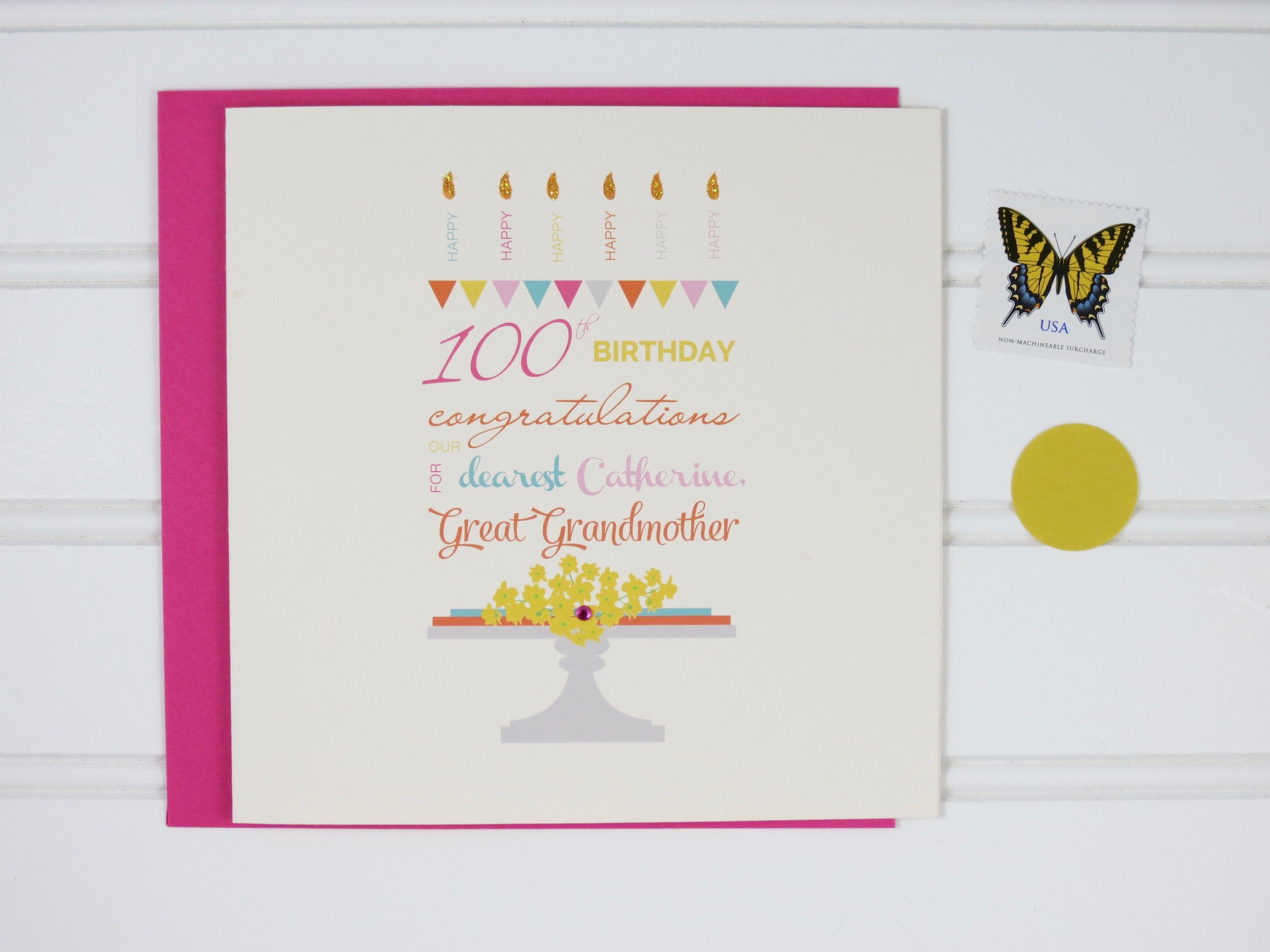 Custom Birthday Card 70th Birthday 80th Birthday 90th