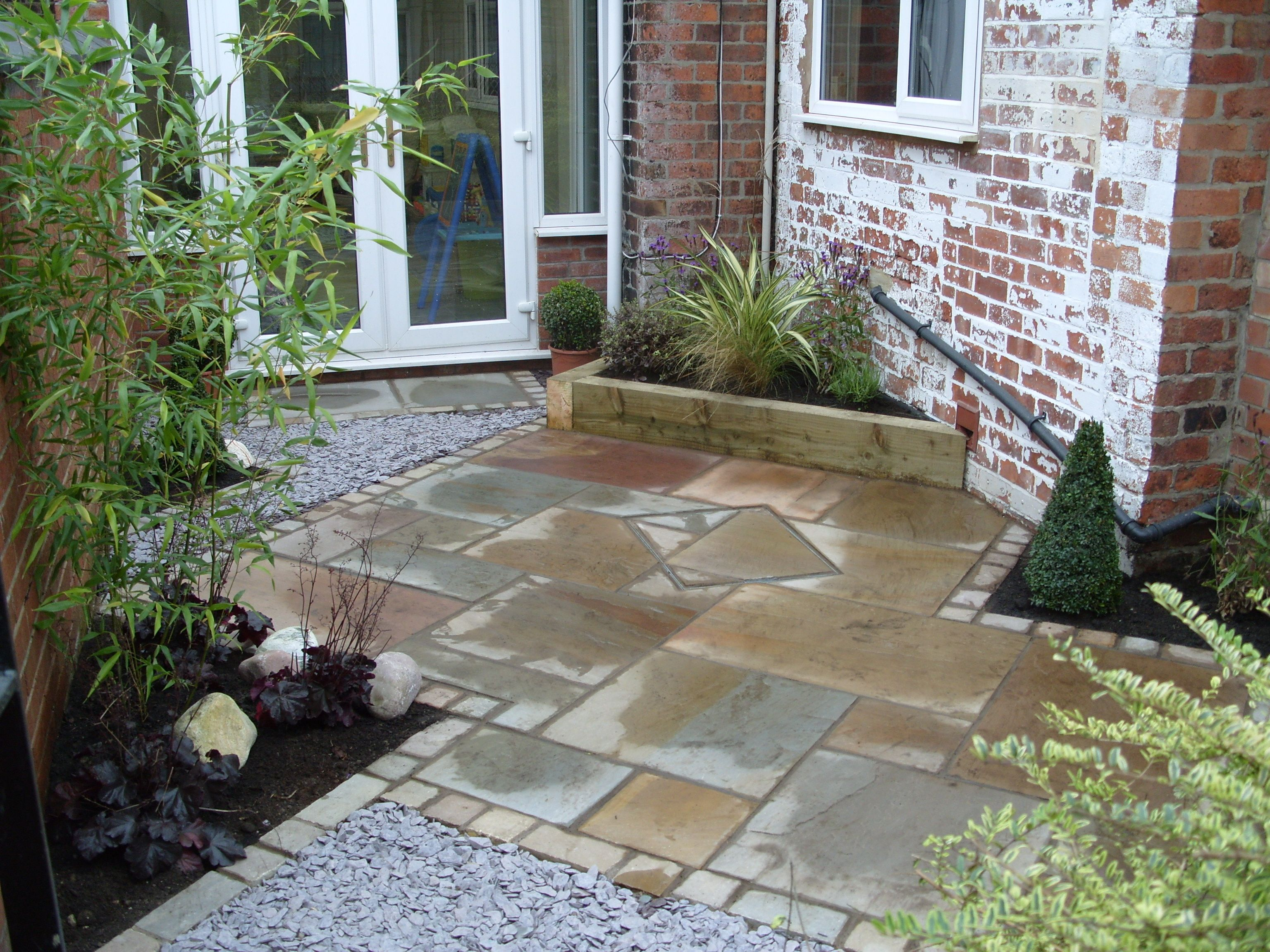 Courtyard Garden Ideas Courtyards Angie Barker Trading As Garden