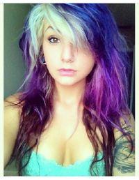 Beautiful multicolored hair! | PrettyHair | Pinterest ...