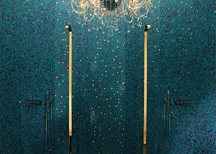 Mosaic pattern for the shower bathroom ideas pinterest google images also
