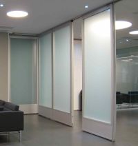 opaque glass wall dividers