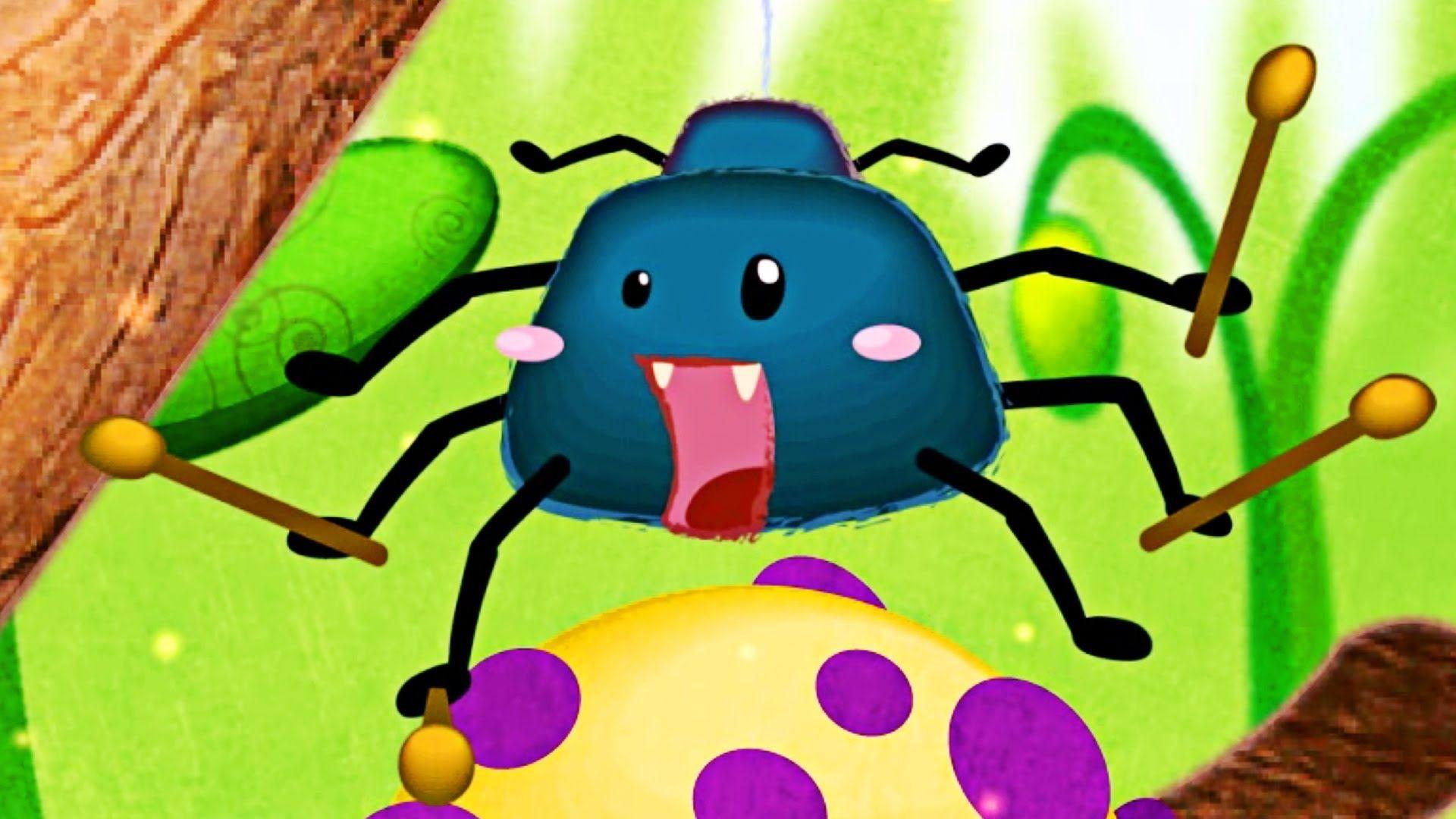 Itsy Bitsy Spider Nursery Rhyme
