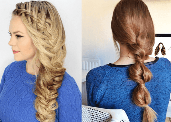 Attractive & Simple New Years Hairstyles Hair Styles Hair Care