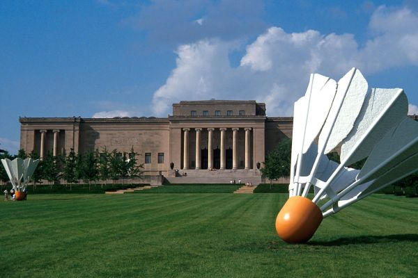Art Nelson-Atkins Museum Kansas City MO