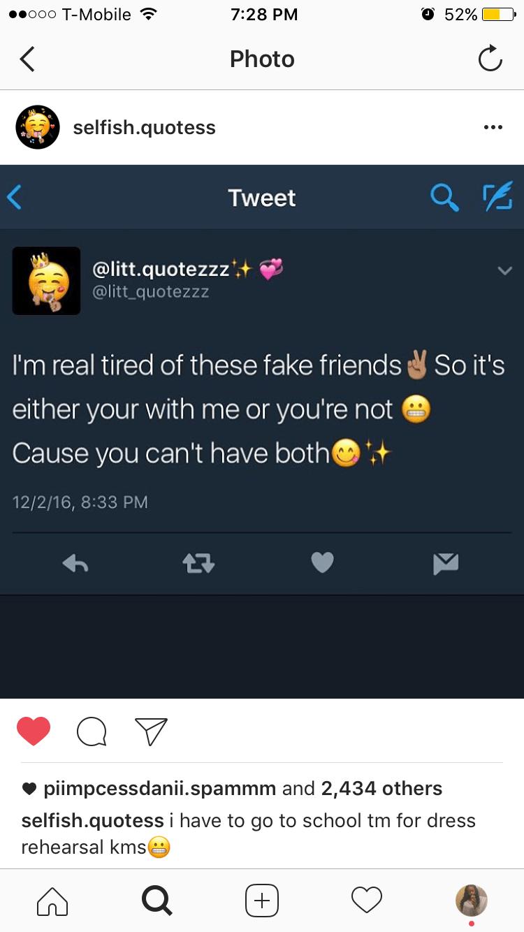Instagram Freaky Relationship Mood