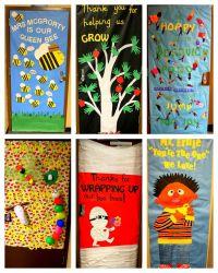 Teacher Staff Appreciation Decorate doors - love the nurse ...