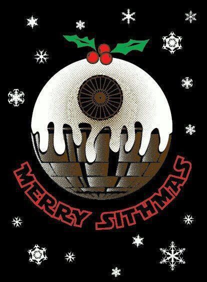 Star Wars Merry Sithmas A Star Wars Christmas
