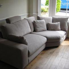 Bay Window Sofa Seating Camouflage Furniture Cover A Small Room With Takes Large Section