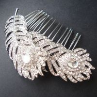 Antique Wedding Hair Combs | Fade Haircut