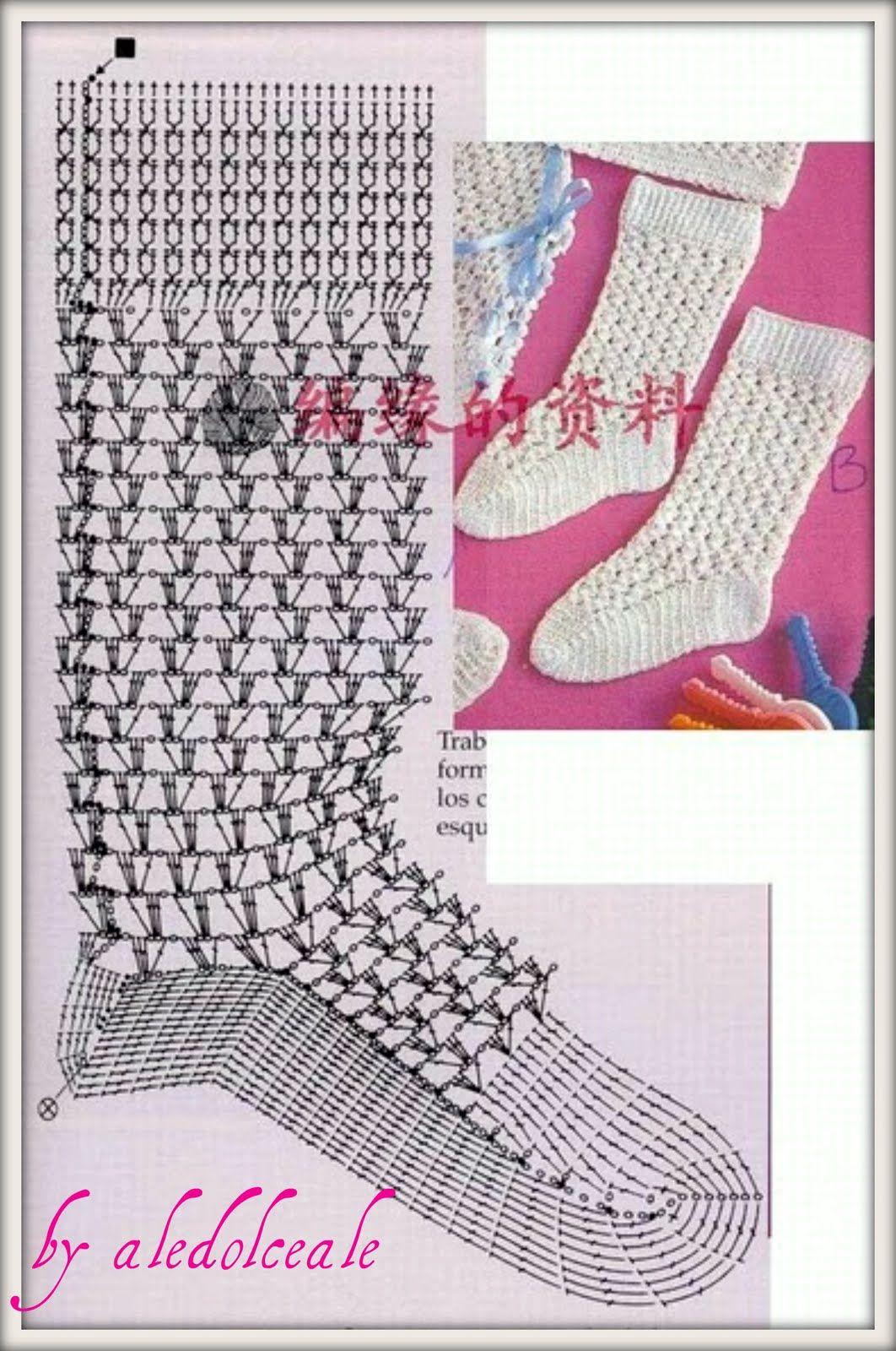 diagram crochet pattern cat6 wall jack wiring socks things to do knit