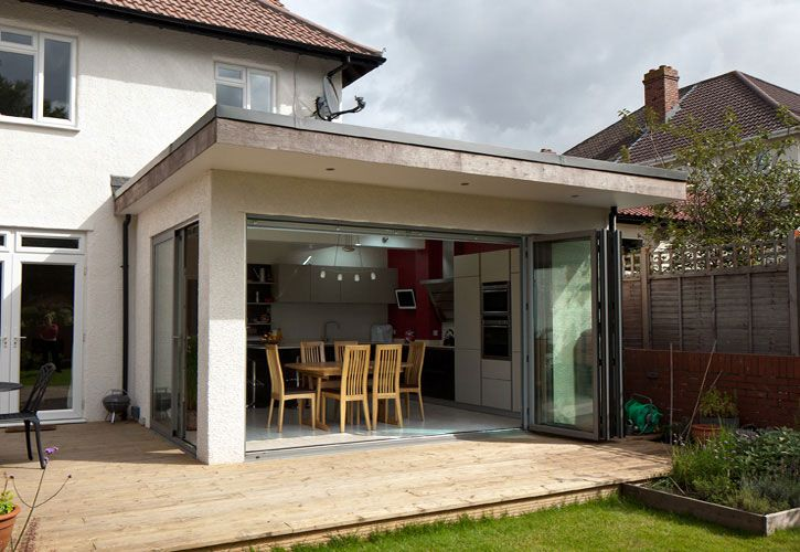 Grazebrook Architects • Contemporary Home Extension And Loft