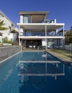 house by bruce stafford architects also design room and rh pinterest