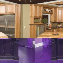All Wood Kitchen Cabinets Cleaning Black Distressed Pre Finished
