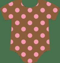 Clipart de Bodies de Beb. | Ideas de baby shower ...