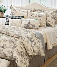 Lenoxdale Toile - This is the bedding set I want for our ...