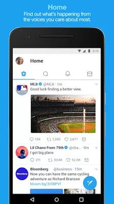 Image result for TwitterBar app