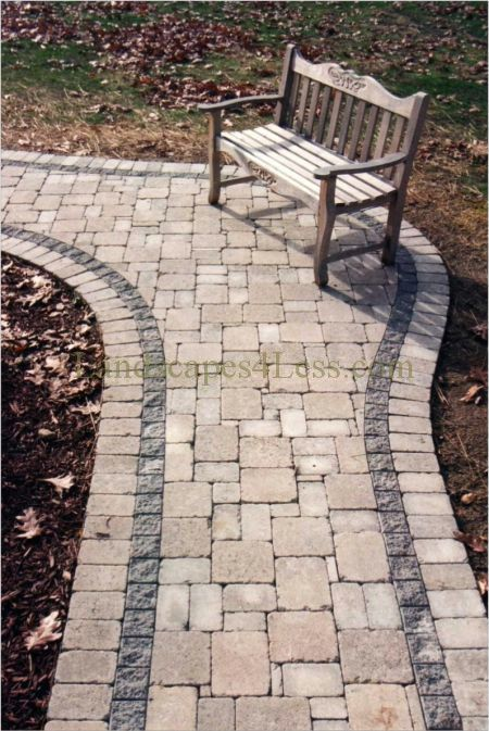Garden Paths And Walkways! If You Need Some Landscaping Done