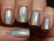 holographic nail polish