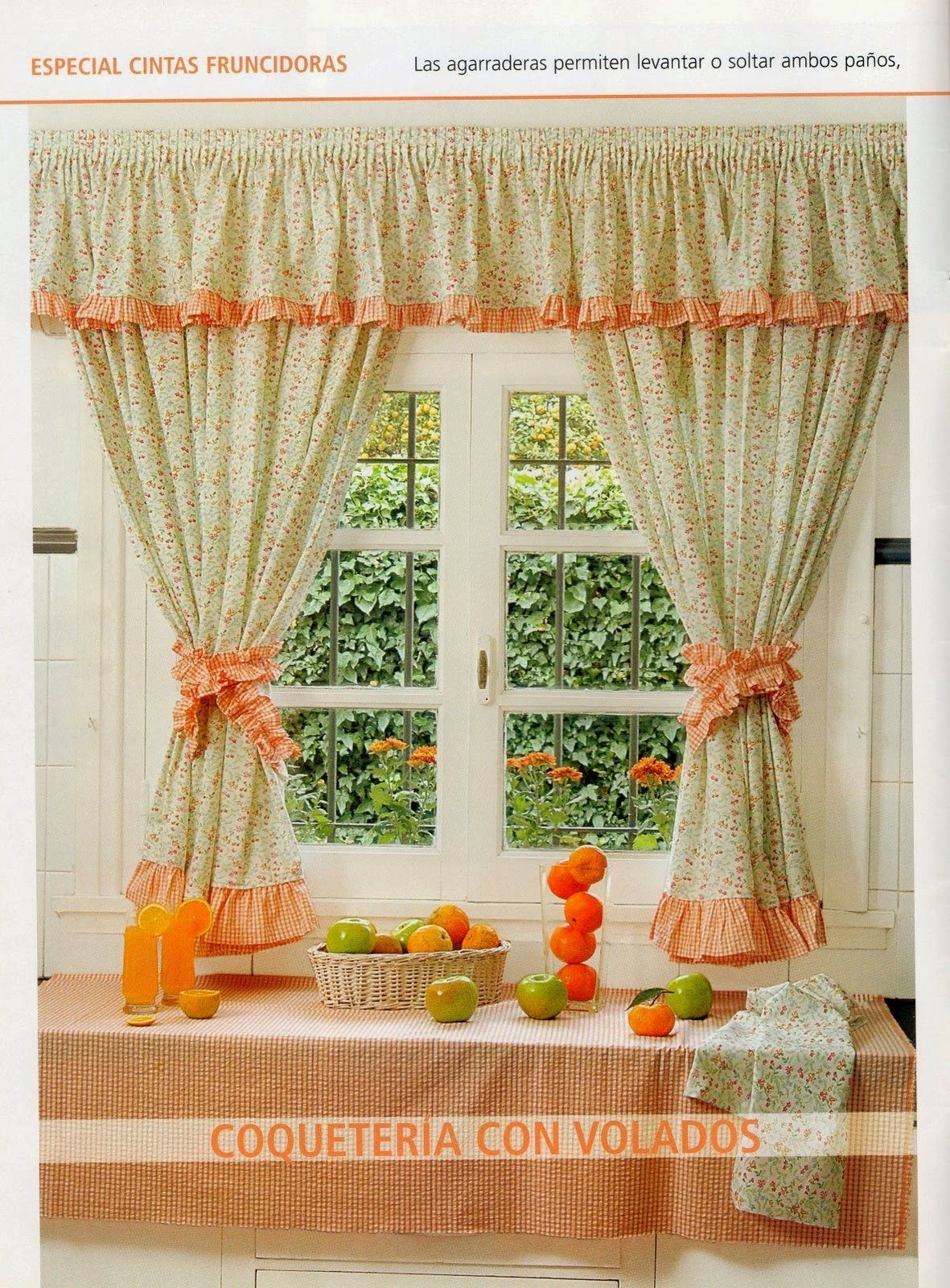 Ideas Para Cortinas De Cocina Como Hacer Cortinas On Pinterest Manualidades Make
