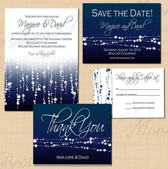 Save Date Packages