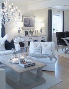 Country interiors shabby chic living room decor designs ideas beautiful homes family rooms future house also pin by brandy loveless on lounging about pinterest rh