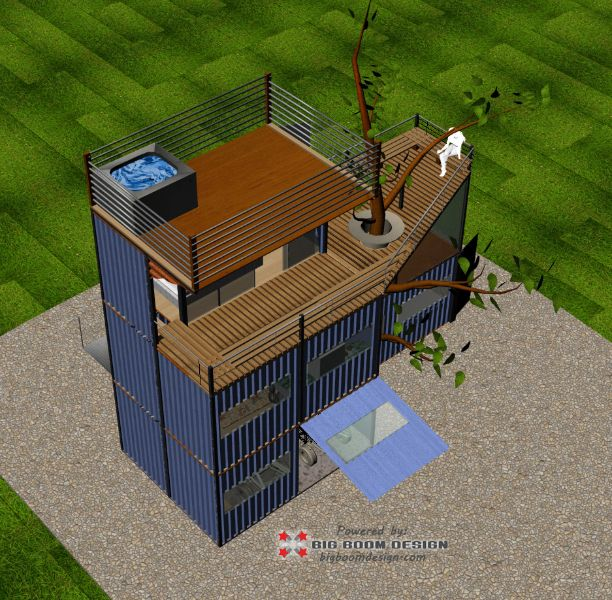 Shipping Container Home Design Plans To View The Archive Of