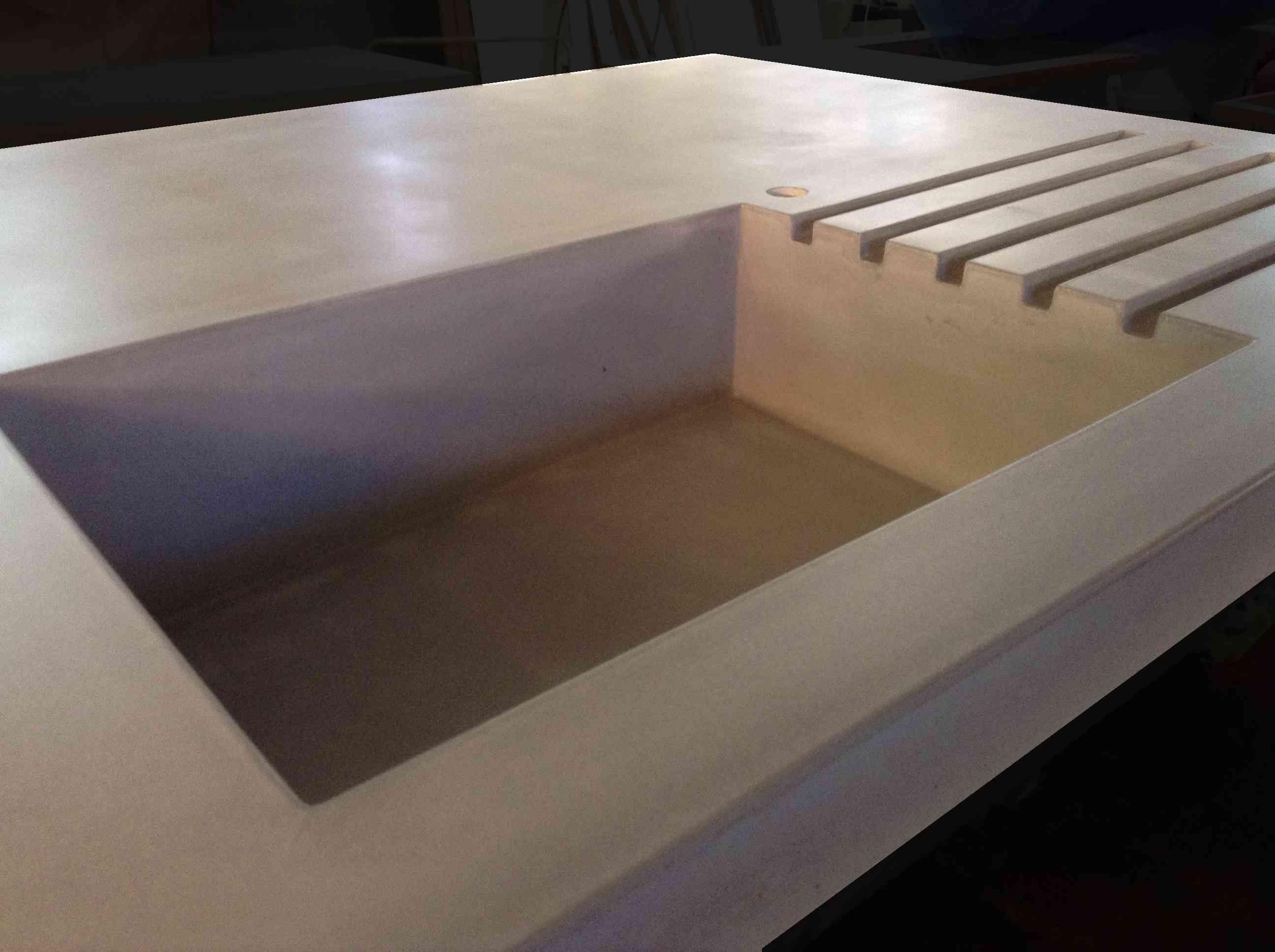 meuble cuisine avec table intégrée