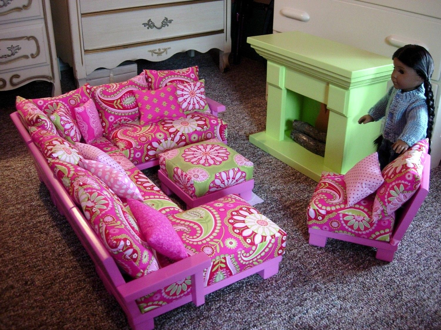 american girl doll chairs desk chair executive couch living room furniture sectional for