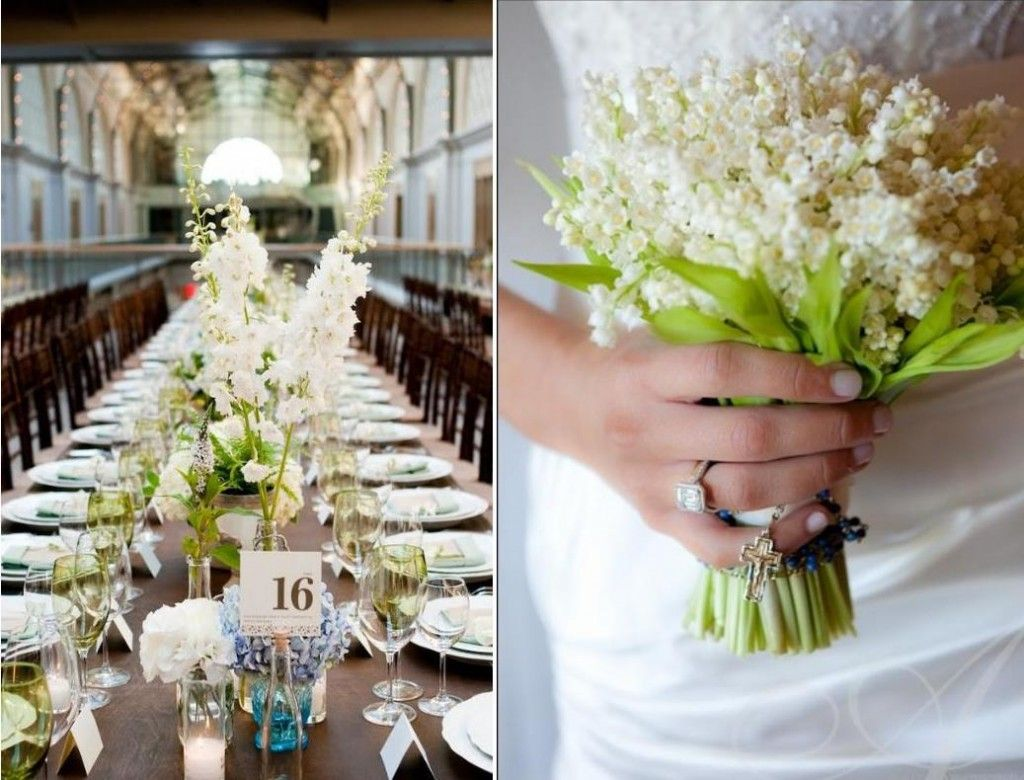 Lily Of The Valley Wedding Decoration 2. If You Want To