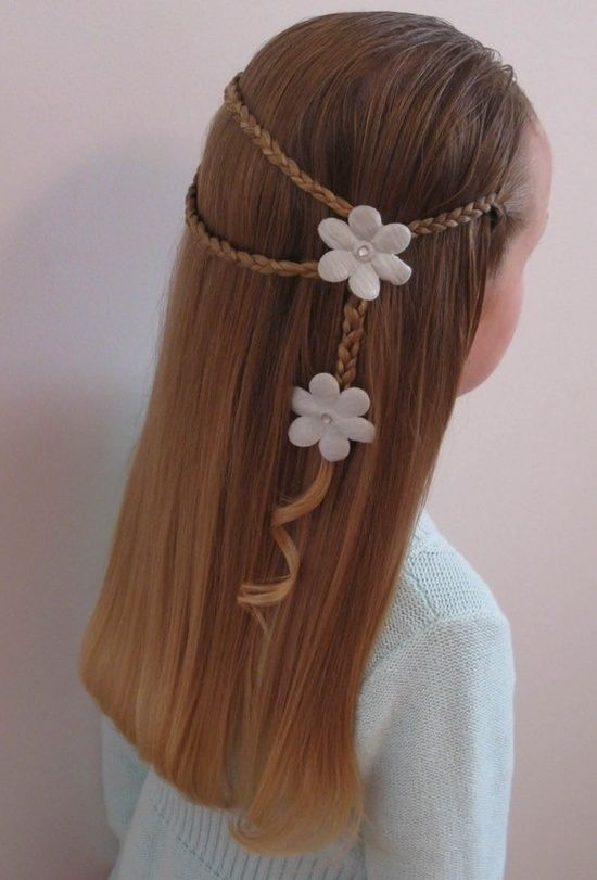 14 Lovely Braided Hairstyles For Kids Youngs Hairstyles For